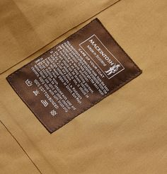 Band of Outsiders - + Mackintosh Bonded-Cotton Raincoat|MR PORTER