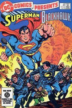 Cover for DC Comics Presents #69 (1984)