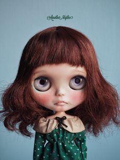 OOAK Custom Blythe Doll by Another Blythe Jaden by AnotherBlythe