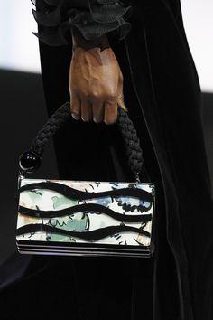 Giorgio Armani Fall 2016 Ready-to-Wear Accessories Photos - Vogue