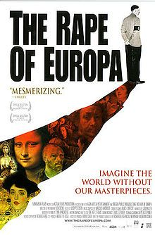 The Rape of Europa - Fascinating documentary on the Nazi looting of many of the great works of art throughout Europe during WWII.  May have been one of the key motivating factors to Hitler's drive to conquer Europe and built the world's greatest art museum in his hometown and prove that he was a true patron of the arts and an artist himself.