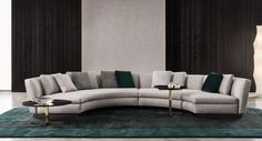 Modular sofa systems | Seating | Seymour Seating System | Minotti ... Check it out on Architonic