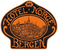 Hotel Norge    We love hotels!  Also see http://www.falkensteiner.com