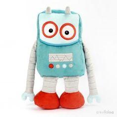 Schnittmuster Roboter Kuscheltier Pocket Pal, Diy Robot, Pdf Patterns, Herschel Heritage Backpack, Diy Doll, Couture, Softies, Art Dolls, Plush