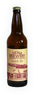 Moab Brewery: Desert Select Scotch Ale