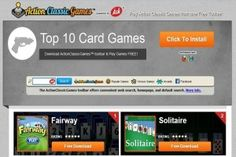 Entfernen #Aktion Classic Games Toolbar: How To Aktion Classic Games Toolbar Von PC entfernen