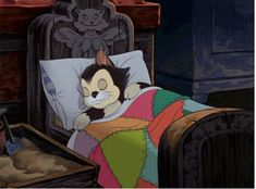 """I got Figaro from """"Pinocchio""""! Which Underappreciated Disney Character Are You?"""