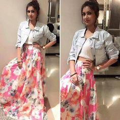 Western Outfits, Western Wear, Sriti Jha, Classy Suits, Kumkum Bhagya, Tv Actors, Indian Designer Wear, Pakistani Dresses, Bollywood Fashion