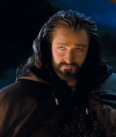 """He is here."" 2 The Hobbit : An Unexpected Journey"