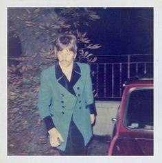 Ringo wearing a Dandie Fashions jacket