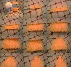 BRAGUITAS DE Nenuco Paso a Paso         Para qué lo tengáis en Cuenta, Tengo Que Decir Que Las Medidas Que pongo Con Son Los Materiales Que ... Crochet Pillow Pattern, Knitted Dolls, 18 Inch Doll, Barbie Clothes, Blythe Dolls, Crochet Bikini, Minis, Diy And Crafts, Applique