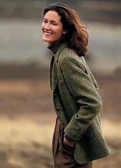 Orvis Women S Castle Island Tweed Plaid Jacket Regular Looks Style, Style Me, Classic Style, Tartan, Mode Bcbg, Plaid Jacket, Tweed Blazer, Ladies Tweed Jacket, Harris Tweed Jacket