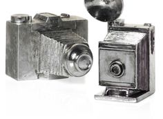 Antique Silver Cameras | Objects-of-art | Decorative-accessories | Accessories | Decor | Z Gallerie