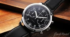 LONGINES  Heritage Military 1938 Chronograph / Ref.L2.790.4.53.0