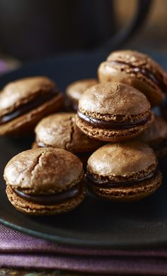 Raymond Blanc will help you master the macaroon so you can completely win Christmas.