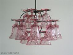 How to Make 10 Incredible Chandeliers Created Out of Everyday Junk | 1800Recycling.com