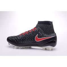 wholesale dealer d6b1a b662c Discount Nike Magista Onda FG Black Red Football Boots