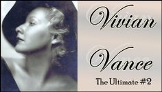 Vivian Vance~ The Ultimate #2  rusticliving.hubp...