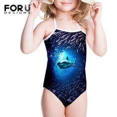 Childrens One Piece Swimsuit S Boys Shark Skin Professional Training Quick Drying Cold