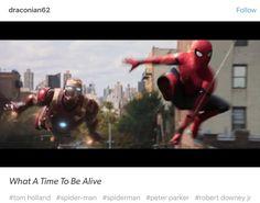 Spider-man And Iron Man!