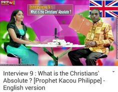 PROPHET KACOU PHILIPPE
