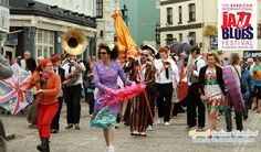 The Barbican International Jazz and Blues Festival returns to the Plymouth Barbican!