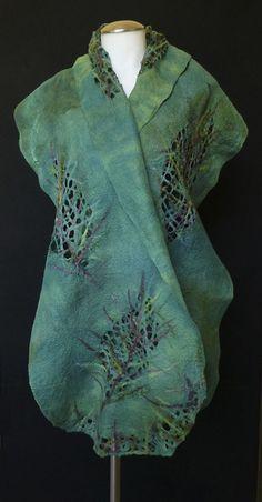 Merridee Joan Fiber Arts - Felting - Of Nature