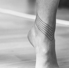 tattoos, ankle