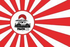 Toyota Levin AE85 JDM  more my works at: http://tonybarracuda.deviantart.com/