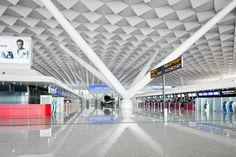 Gallery of Zhengzhou Xinzheng International Airport Terminal 2 / CNADRI - 4