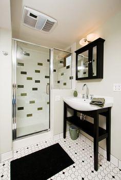 Mountain contemporary bathroom
