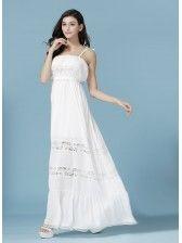 Ethos Princess Strape Long Dress Cheap Maxi Dresses, Dresses Online, One Shoulder Wedding Dress, Princess, Wedding Dresses, Shopping, Fashion, Bride Dresses, Moda