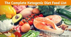 The Ultimate Food List for Ketogenic Diet. Here's what to eat, what not to eat, what can be eaten occasionally and what to avoid at all costs! Read more...