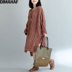 Women Sweater Plus Size Knitted Cotton High Street Striped Fashion Female Solid Oversize Split Winter Pullover Plus Size Cardigans, Stripes Fashion, Sweater Cardigan, Sweaters For Women, Pullover, Female, Mobiles, Winter, Computers