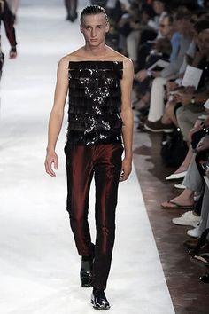 Alexander McQueen 2009 Style.com Marcio Madeira