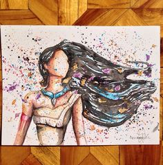 Tricia Kibler Pocahontas