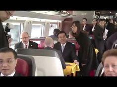 史无前例!李克强邀中东欧16国领导人共乘中国高铁
