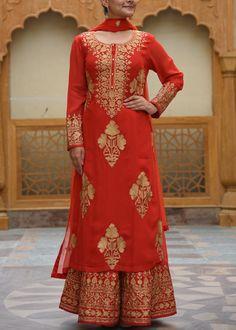 Red-Georgette-Salwar-Suit-VASSP198A06