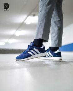 ee47b54977e Adidas Originals I-5923 Iniki Runner  Navy Blue Adidas Iniki