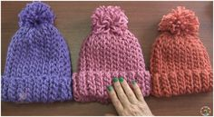 Crochet Beautiful Beanie hat Elastic Stitch