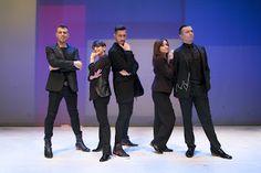 Claudia Grohovaz: THE HUMAN JUKEBOX - Gli Oblivion al Teatro Leonard...
