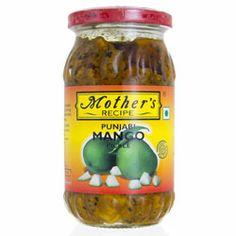 Punjabi Mango Pickle - Mother's Recipe