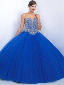Suknie balowe Serduszko do podłogi Tiul Sukienki studniówkowe  #SP5455