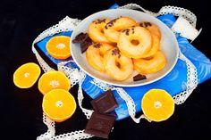 Pečené pomerančové donuty scukrovou polevou – Jezte sláskou