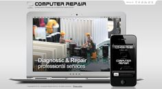 Gadgets Repair HTML5 Template 300111422 by Dynamic Template