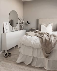 Room Ideas Bedroom, Home Decor Bedroom, Master Bedroom, Aesthetic Room Decor, Home Room Design, Apartment Interior, My New Room, Rooms, Future