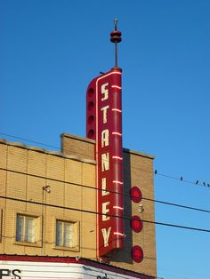 Luling, TX...... Stanley Theater