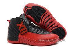 "best service 74ce0 2adff Mens Air Jordan 12 Retro ""Flu Game"" Black Varsity Red For Sale Discount  N8hMExR, Price   91.00 - Reebok Shoes,Reebok Classic,Reebok Mens Shoes"
