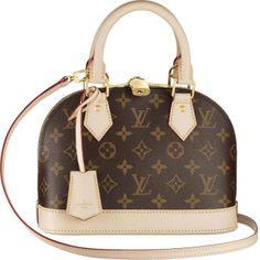 a996103f0e33 Louis Vuitton Alma BB Monogram  225.9 - new collection 2014 handbags Louis  Vuitton Handbags
