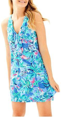 d4dd724869ef00 Lilly Pulitzer Shay Dress Cute Summer Outfits, Tank Dress, Dress Skirt, Lilly  Pulitzer. Shoptiques
